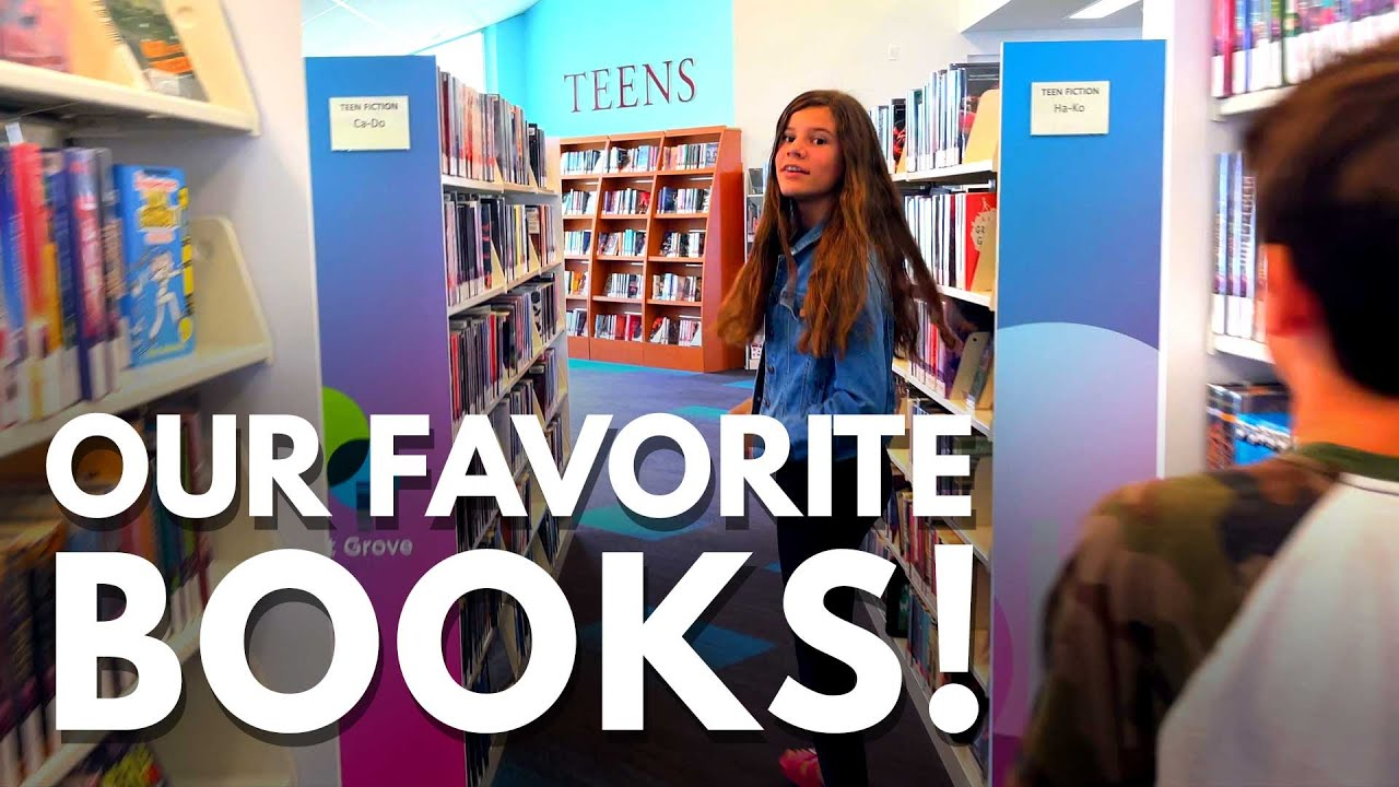 Picking Our Favorite Books