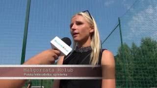 Małgorzata Hołub o Igrzyskach Rio 2016 (rozmowa)