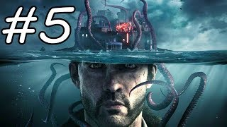 The Sinking City   Walkthrough   Part 5   Field Research PC HD 1080p60FPS
