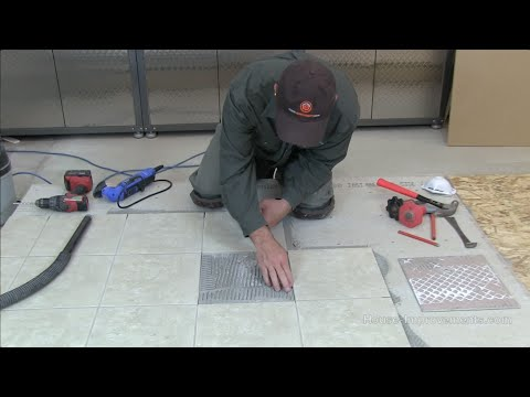 How To Replace A Single Cracked/Broken Floor Tile