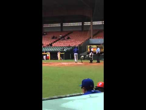 Akil Baddoo Puerto Rico  Mets island games