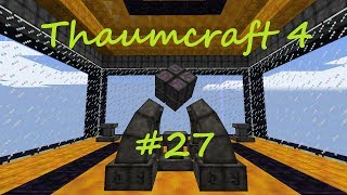 A Guide To Thaumcraft 4 - Part 27 - Bone (and other) Wand Cores and Equal Trade Wand Focus
