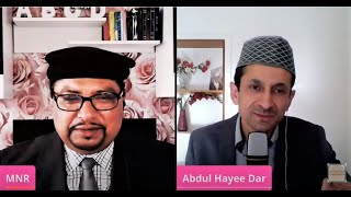Introductory Live Session 14 With Respected Brother Abdul Hayee Dar Sahib Of Germany 20.09.20.