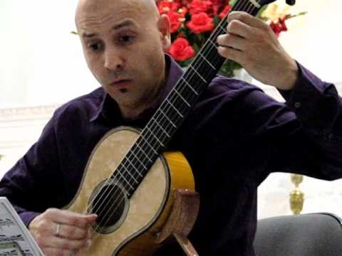 "Fernando Espí - "" Rondó La Caccia "", Federico Moretti"