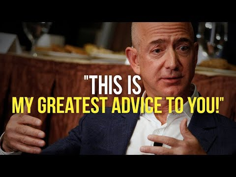 One of the Greatest Speeches Ever | Jeff Bezos