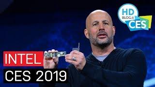 Intel al CES 2019: tutte le novità in 4 MINUTI