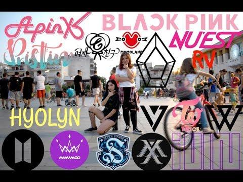 Dance K-pop in public challenge #5