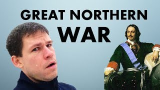 The Great Northern War (Peter the Great - AP Euro Review)
