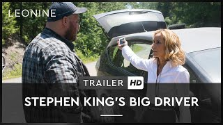 STEPHEN KING'S BIG DRIVER | Trailer | Heimkinostart: 28. Juli 2017