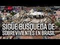 Sigue búsqueda de desaparecidos en derrumbe de edificio en Brasil - El Espectador