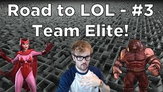 Road to the Labyrinth of Legends #3 - Team Elite! - Marvel Contest of Champions