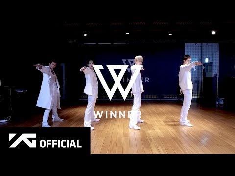 WINNER -  'SOSO' PRACTICE VIDEO