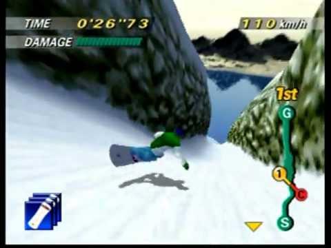 Download 1080° Snowboarding (Nintendo 64) Playthrough - Part 1