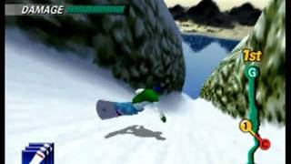 1080° Snowboarding (Nintendo 64) Playthrough - Part 1