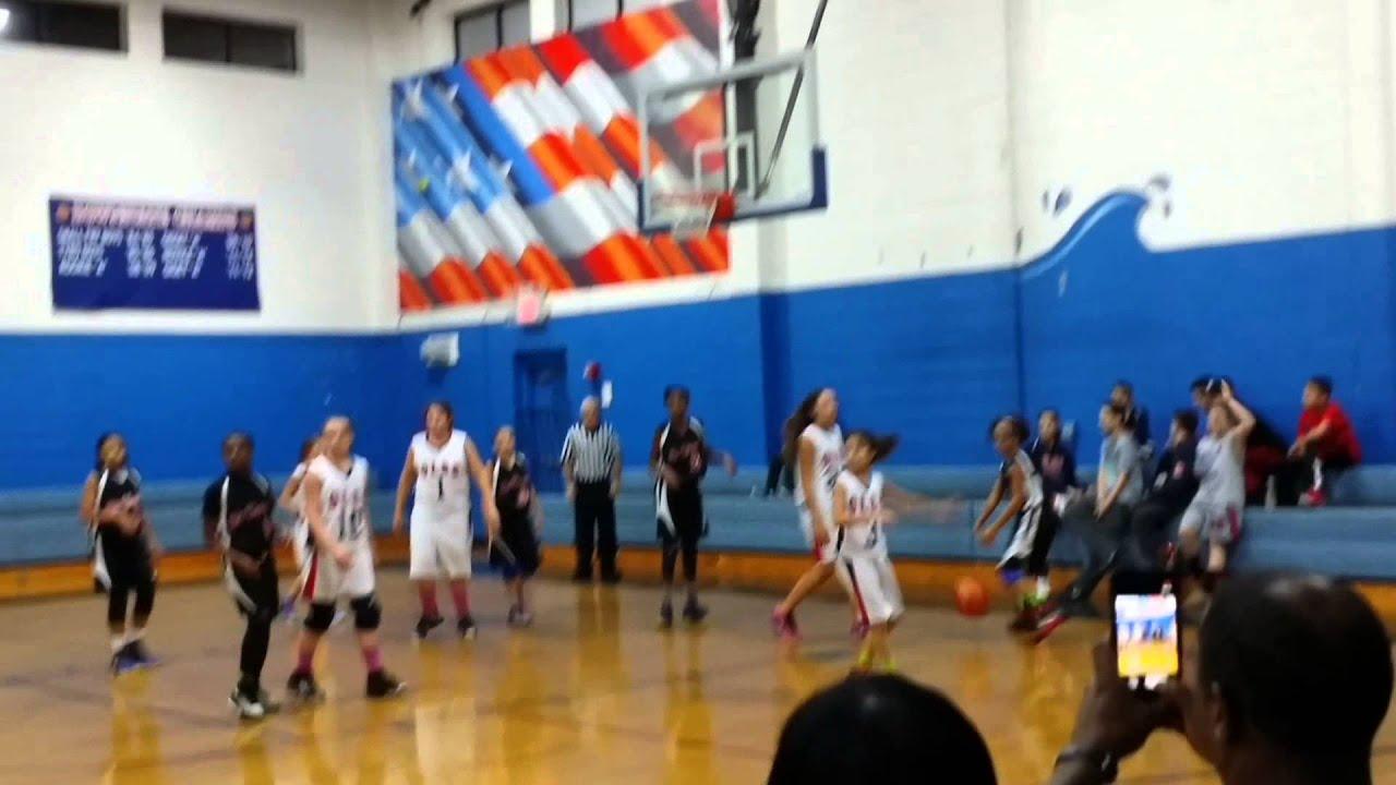 olssbasketball St Teresa vs OLSS 6th grade girls basketball - YouTube