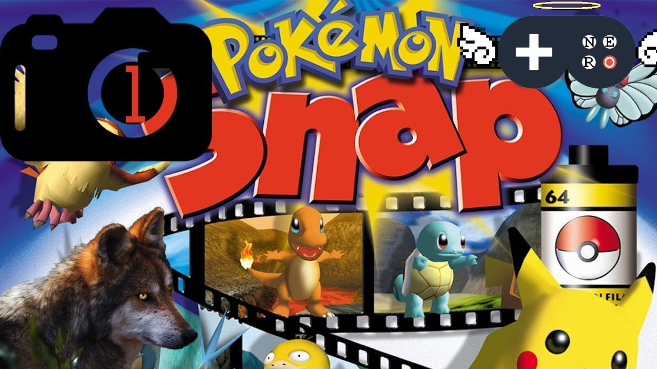 Lets Play Pokemon Snap Germantogether Part 1 Kampf Um Die