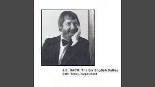 Play English Suite, For Keyboard No. 1 In A Major, Bwv 806 (Bc L13)