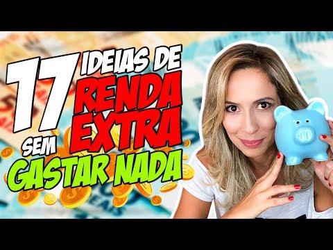 💰 17 IDEIAS de RENDA EXTRA para GANHAR DINHEIRO SEM GASTAR NADA  | Luana Franco