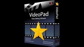 Как установить VideoPad Video Editor на русском языке