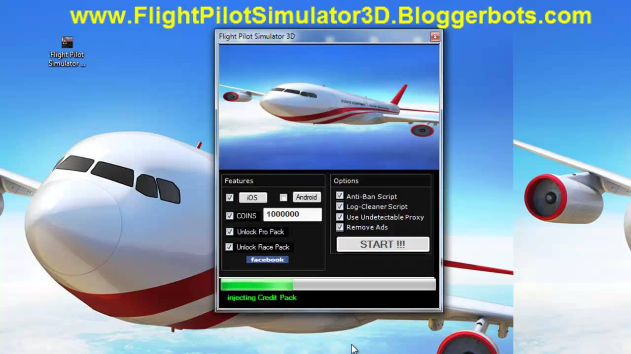 Get Airplane Pilot Flight Simulator 3D – Airplanes Flying ...