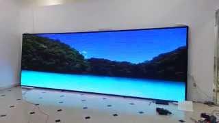 Полноцветный светодиодный led экран ND-P10 DIP, г.Алексин(Светодиодный полноцветный экран ND-P10 DIP, (уличное исполнение). Размер экрана 584*200 см. Похожие на LED screen ND-P10..., 2014-02-27T12:30:11.000Z)