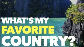 What's My Favorite Country?