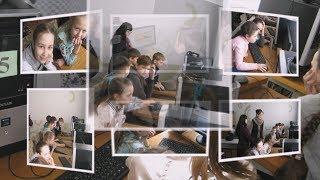 Бінарні уроки-проекти з української мови та інформатики