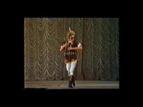 Башкирский танец «Песнь табунщика»