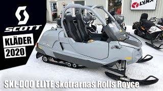 Snowrider Tv Ep. 43, Säsong 2 - Ski-doo Elite Skoter, Scott Kläder 2020