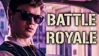 Baixar Baby Driver || Battle Royale
