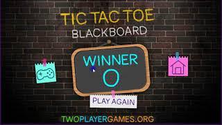 Tic Tac Toe Blackboard (Gameplay Walkthrough) screenshot 4