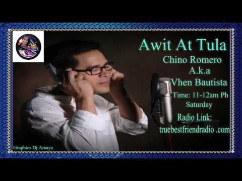 AWIT AT TULA PART 3 CHINO ROMERO (TBI ONLINE RADIO )