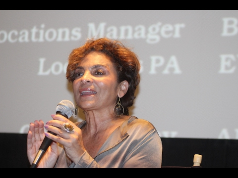 A DIFFERENT WORLD star Jasmine Guy discusses working with  Bill Cosby