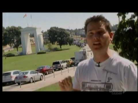 How To Import A Car From The US To Canada - Driving Television - July 10 2010