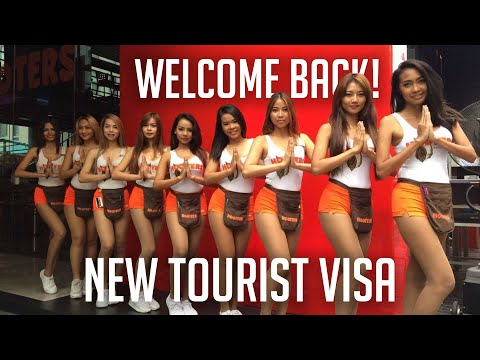 ALERT! Thailand News Update - New 90 Day Tourist Visa Approved Starting in October
