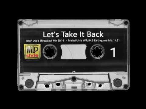 Let's Take It Back -  Side 1