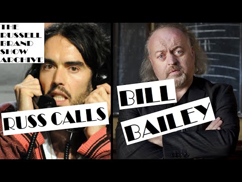 Bill Bailey Interview | The Russell Brand Show