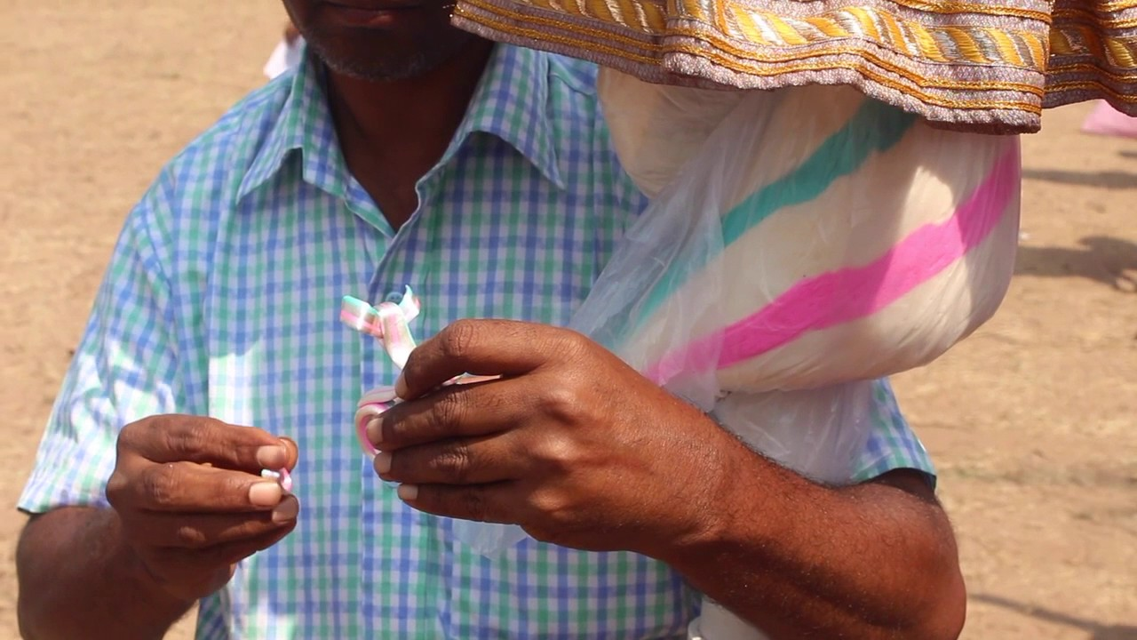 India's Oldest Road Side Candy - Indian Street Sweets