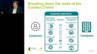 TELSTRA: Enhancing your Customer Experience - Technology and Contact Centres