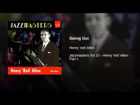 Jazzmasters Vol 10 - Henry 'red' Allen - Part 1