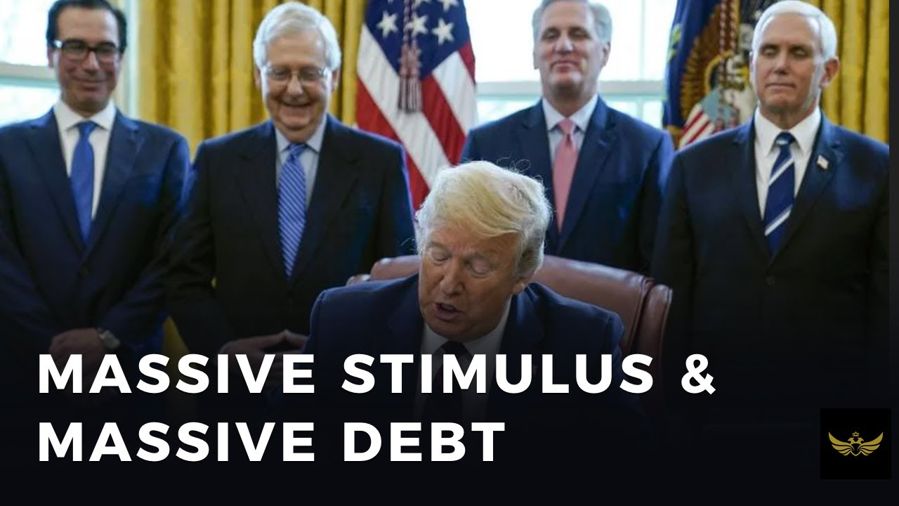 Economic collapse, massive stimulus and massive debt