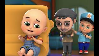 Peek-a-Boo Song | cartoon for kids | ABC Song | Jugnu Kids Nursery Rhymes & Baby songs