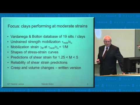 IAS Distinguished Lecture: Prof Malcolm Bolton (30 Nov 2012)