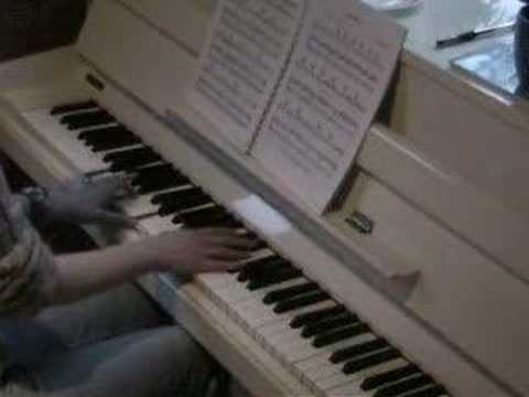 Intro of Belief - Gavin DeGraw (piano)