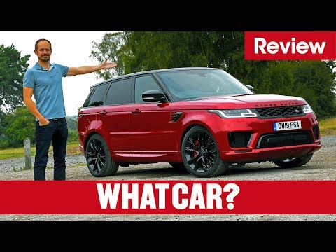 2019 Range Rover Sport review – the ultimate luxury SUV? | What Car? - Видео онлайн