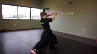 traditional sword form