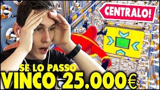 I'm going to win 25,000 euros if I PASS! 😱😱😱 FORTNITE ITA CIZZORZ DEATHRUN 3.0 QUEUES property