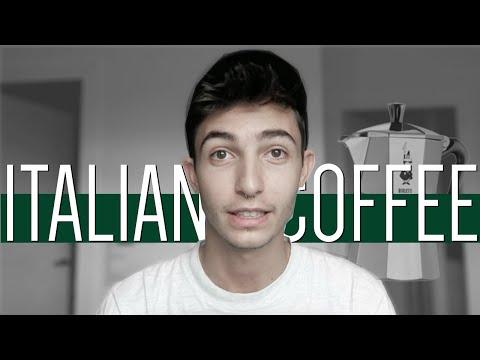 Making Real Italian Coffee | How To Use a Moka