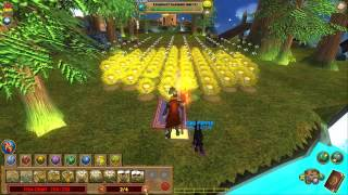 Confirming the 69 Plot Limit for Gardening Spells in Wizard101