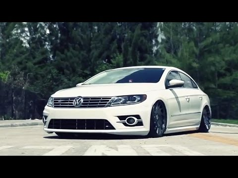 vw cc    vossen vle wheels youtube